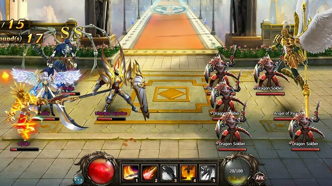 Dragon Knight играть онлайн