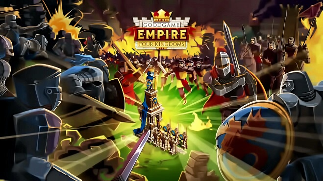 Goodgame Empire на русском