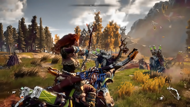 Horizon Zero Dawn ПК