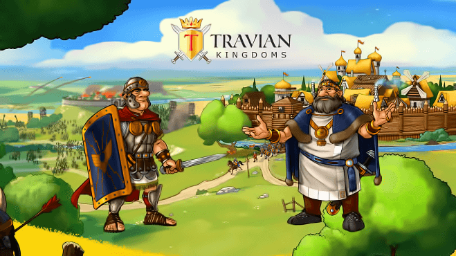 Travian Kingdoms играть онлайн