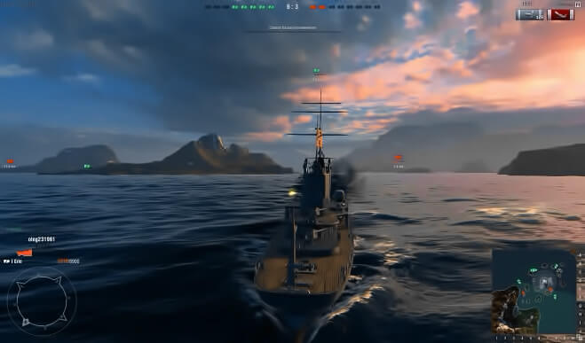 World of Warships играть онлайн